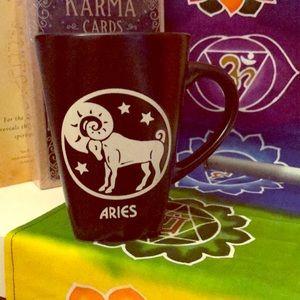 ♈🐏ARIES🐏♈ astrology Mug ✨NEW✨ with 🏷tags!✨